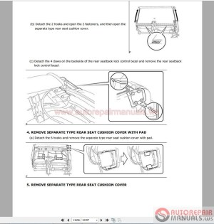 Toyota Tundra 2015 Service Manual  Wiring Diagram | Auto