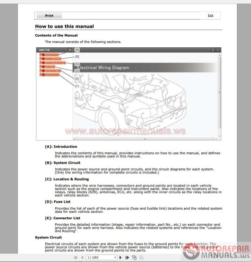 small resolution of toyota tundra 2015 service manual wiring diagram