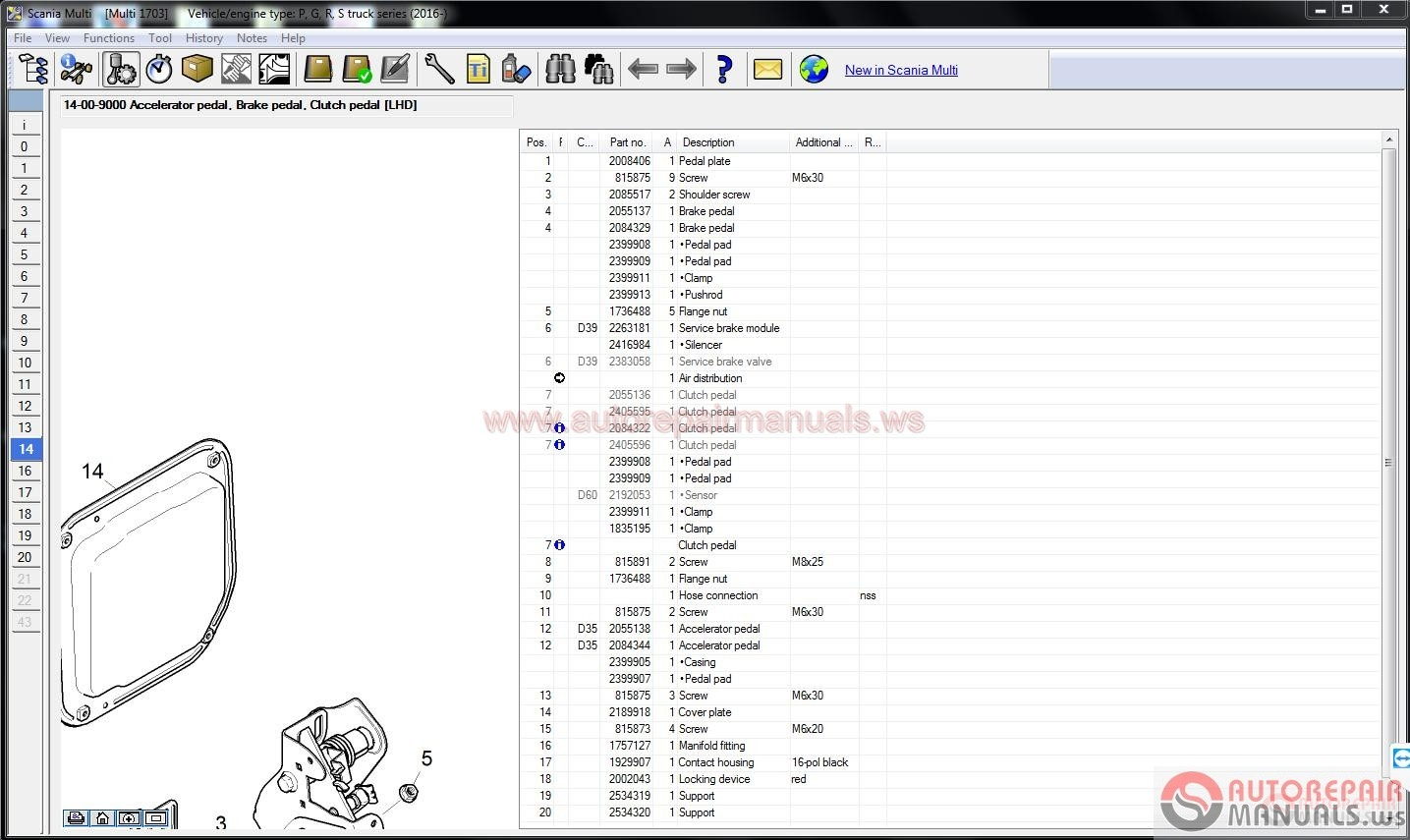 hight resolution of scania multi 032017 full instruction11 scania exhaust brake wiring diagram efcaviation com scania fuse box diagram at cita asia