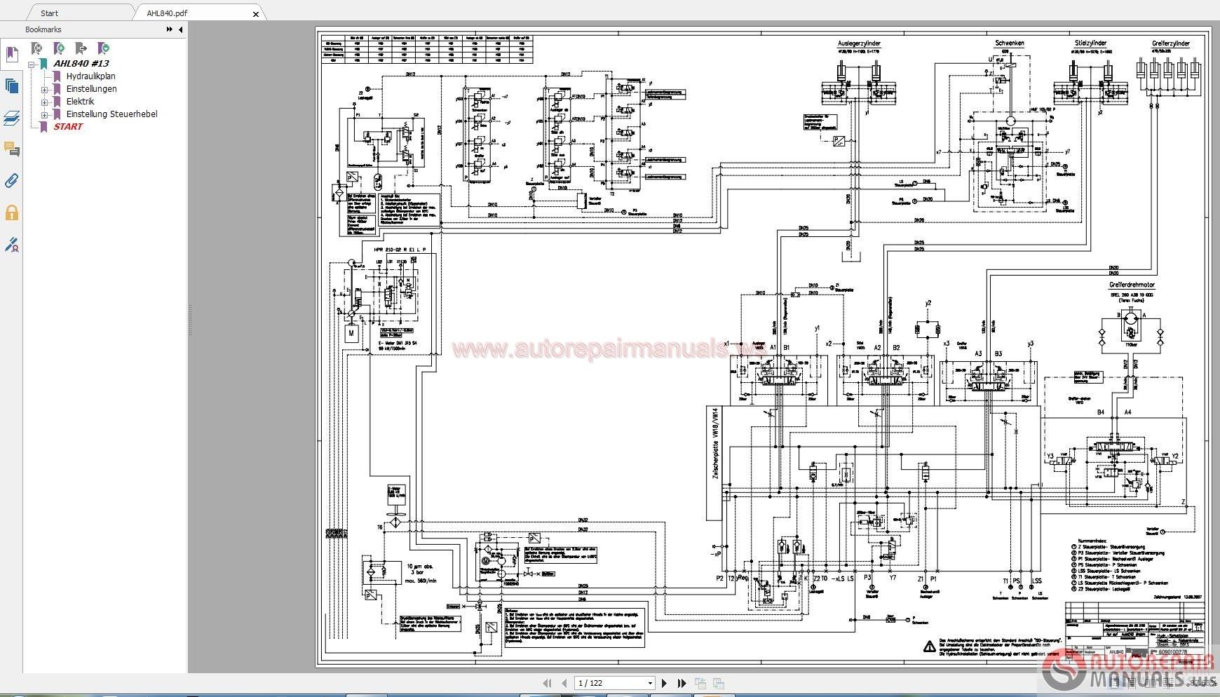 hight resolution of terex ahl840 wiring diagram auto repair manual forum axle terex titan terex ta40 water wagon
