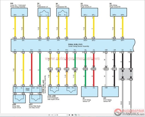 small resolution of toyota highlander 2008 2010 workshop manual auto repair 2006 toyota highlander wiring diagram toyota highlander fuse diagram