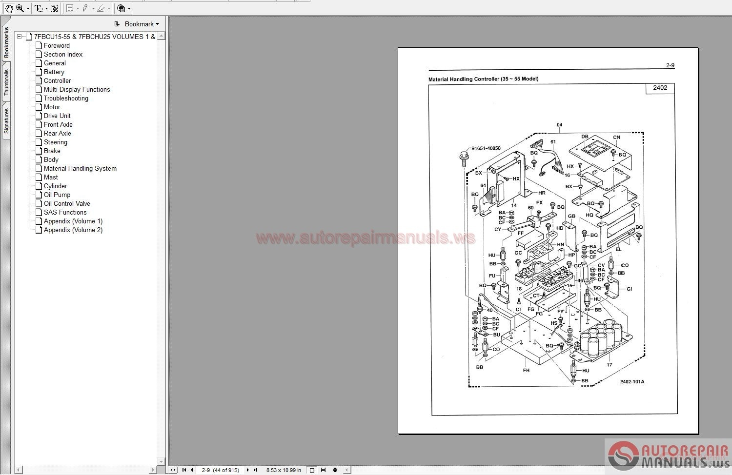 hight resolution of  catalogue mitsubishi fork lift instant manual popular c555 9y engine handbook only engine blue giant home 5fbc 68 thru 85 89 at material handling