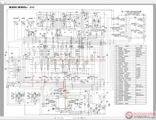 small resolution of kobelco wiring diagrams set wiring diagram databasekobelco wiring diagram wiring diagrams 101 kobelco sk200 1 hydraulic