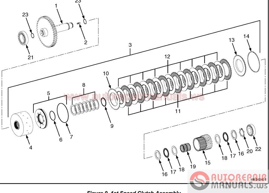 Auto Repair Manuals: ZF Transmission All Model Full Set Manual