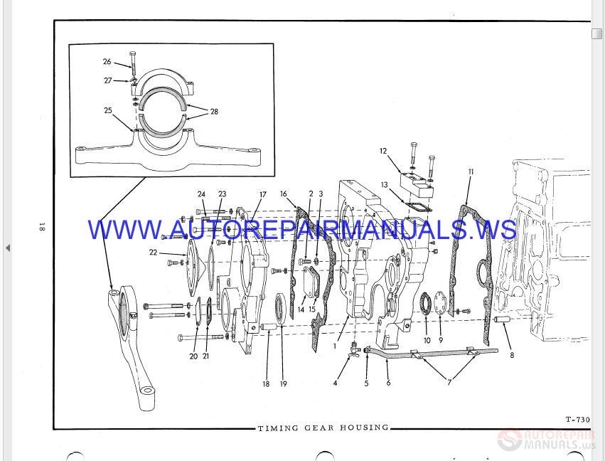 Allis Chalmers Construction & Fiat Allis Crawler Loaders
