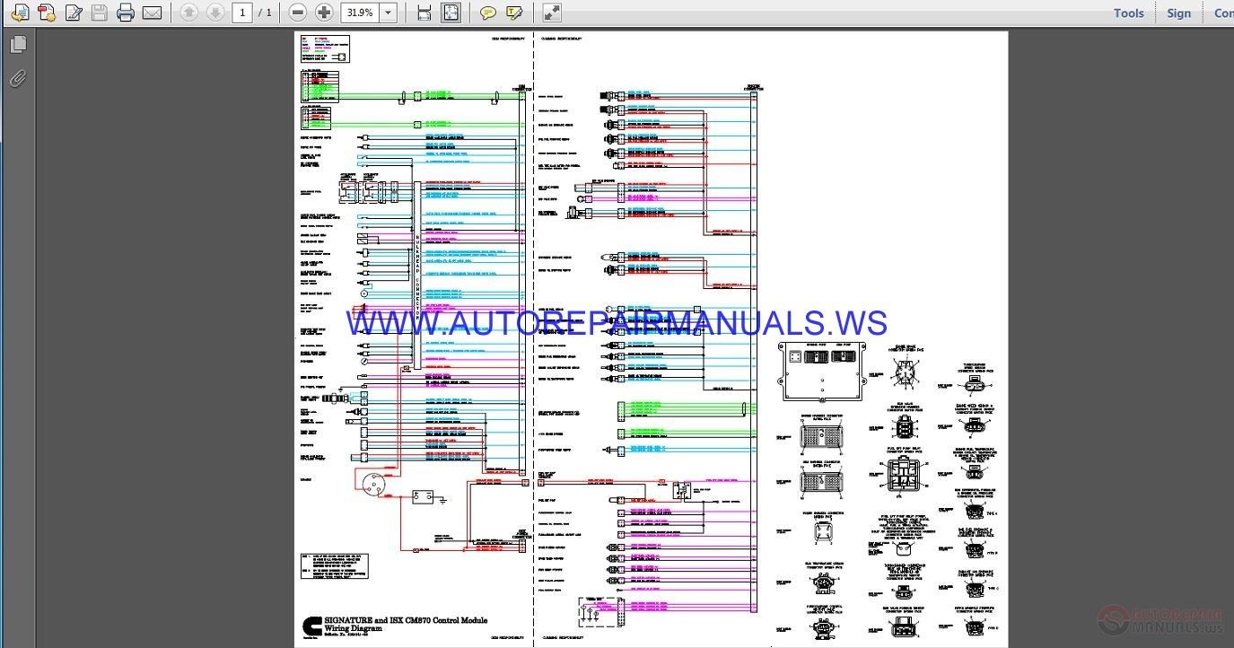 hight resolution of isx cm870 wiring diagram wiring diagram forward isx cm870 wiring diagram isx cm870 wiring diagram