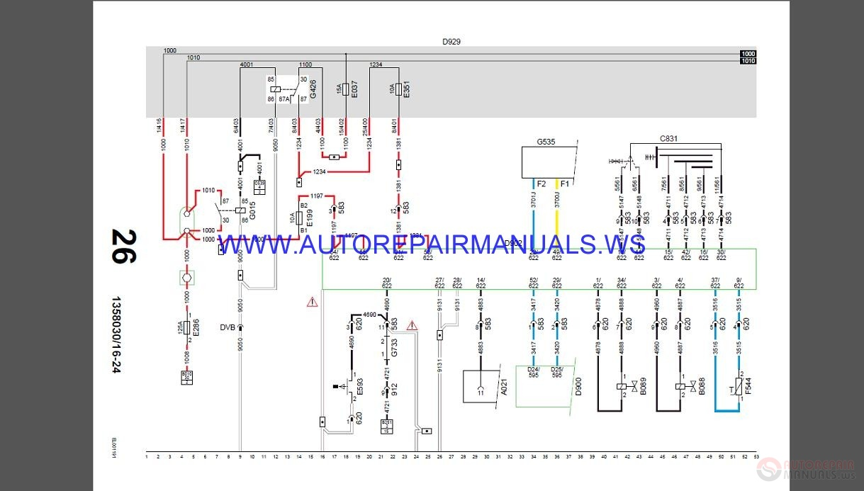 Daf Manual Auto Electrical Wiring Diagram T60 Relay People Also Interest With