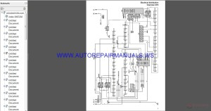 Volvo SUB Wiring Diagram 19942005 Manual | Auto Repair