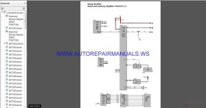 Volvo SUB Wiring Diagram 19942005 Manual | Auto Repair