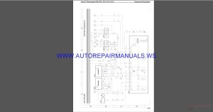 Volvo Trucks FH12 Wiring Diagram (WD) Service Manual