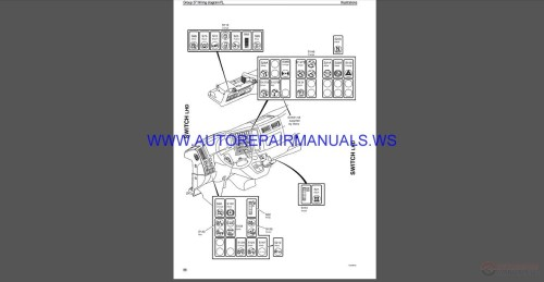 small resolution of volvo trucks fl7 fl10 fl12 wiring diagram service manual