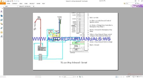 small resolution of takeuchi tl130 wiring diagram wiring diagrams loltakeuchi tl140 solenoid wiring diagram wiring diagram tutorial takeuchi tl130