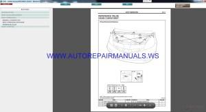 Toyota AYGO KGB10 2005 Workshop Manual | Auto Repair Manual Forum  Heavy Equipment Forums