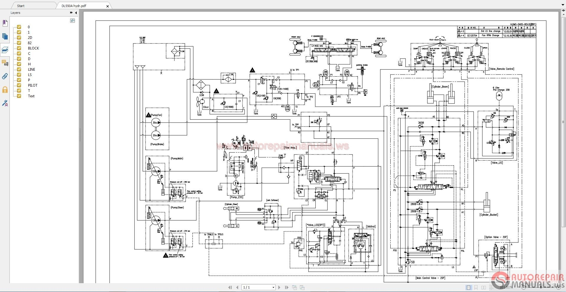 hight resolution of catalogue wiring diagrams lift dozers diesel engine generator free assembly turbine dbc mechanical dbc130ii installation dd80 dd80l shematics dx140lc