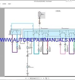 auto repair manuals toyota rav4 electrical wiring 1998 toyota rav4 wiring diagram toyota rav4 radio wiring [ 1392 x 778 Pixel ]