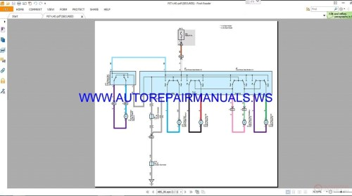 small resolution of auto repair manuals toyota rav4 electrical wiring 1998 toyota rav4 wiring diagram toyota rav4 radio wiring