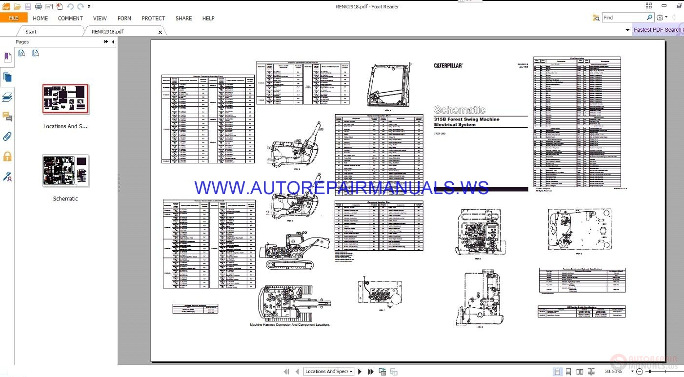 [DIAGRAM] C18 Cat Engine Generator Wiring Diagram FULL