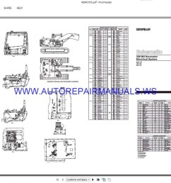 includes guide operating pre owned printed by 7 1998 311c u for machinery trader used 311cu 12t hydraulic with quick hitch dozer blade  [ 1410 x 772 Pixel ]