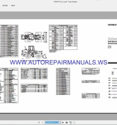 more the random threads same category cat hydraulic information system his 2009 cat backhoe loader 428e electrical schematic  [ 1417 x 774 Pixel ]