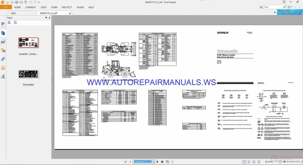 medium resolution of more the random threads same category cat hydraulic information system his 2009 cat backhoe loader 428e electrical schematic