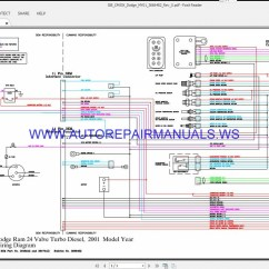 Cummins Wiring Diagram For 2 Zone Heating System Midrange Diagrams Manual Auto Repair