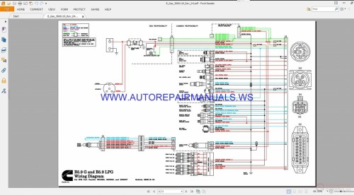 small resolution of cummins qsk fuel system diagram wiring diagram for you bull cummins westport wiring diagrams manual auto
