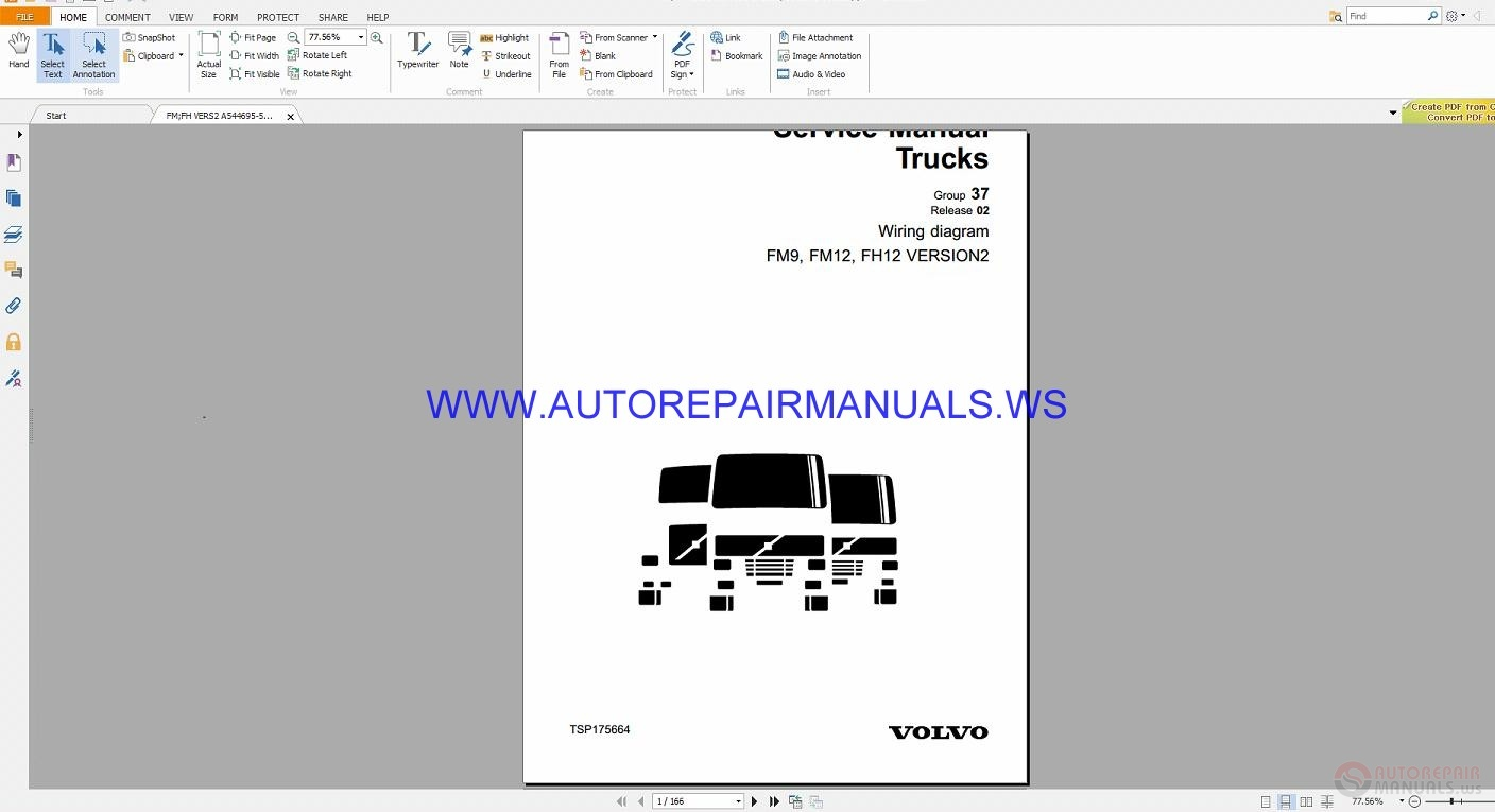 Volvo Fh12 Wiring Diagram Download
