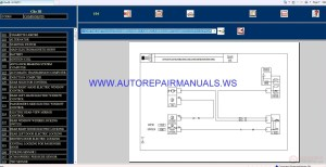 Renault Clio III X85 NT8277 Disk Wiring Diagrams Manual 01
