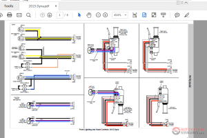 Harley Davidson 2015 Wiring Diagram | Auto Repair Manual Forum  Heavy Equipment Forums