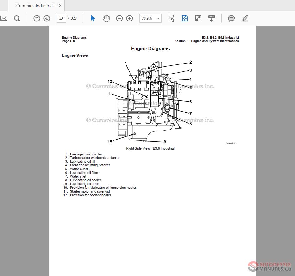 medium resolution of cummins industrial b3 9 b5 9 engine 4032389 operation manual