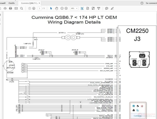 small resolution of cummins qsb6 7 cm2250 j3 wiring diagram details auto repair manual click here download
