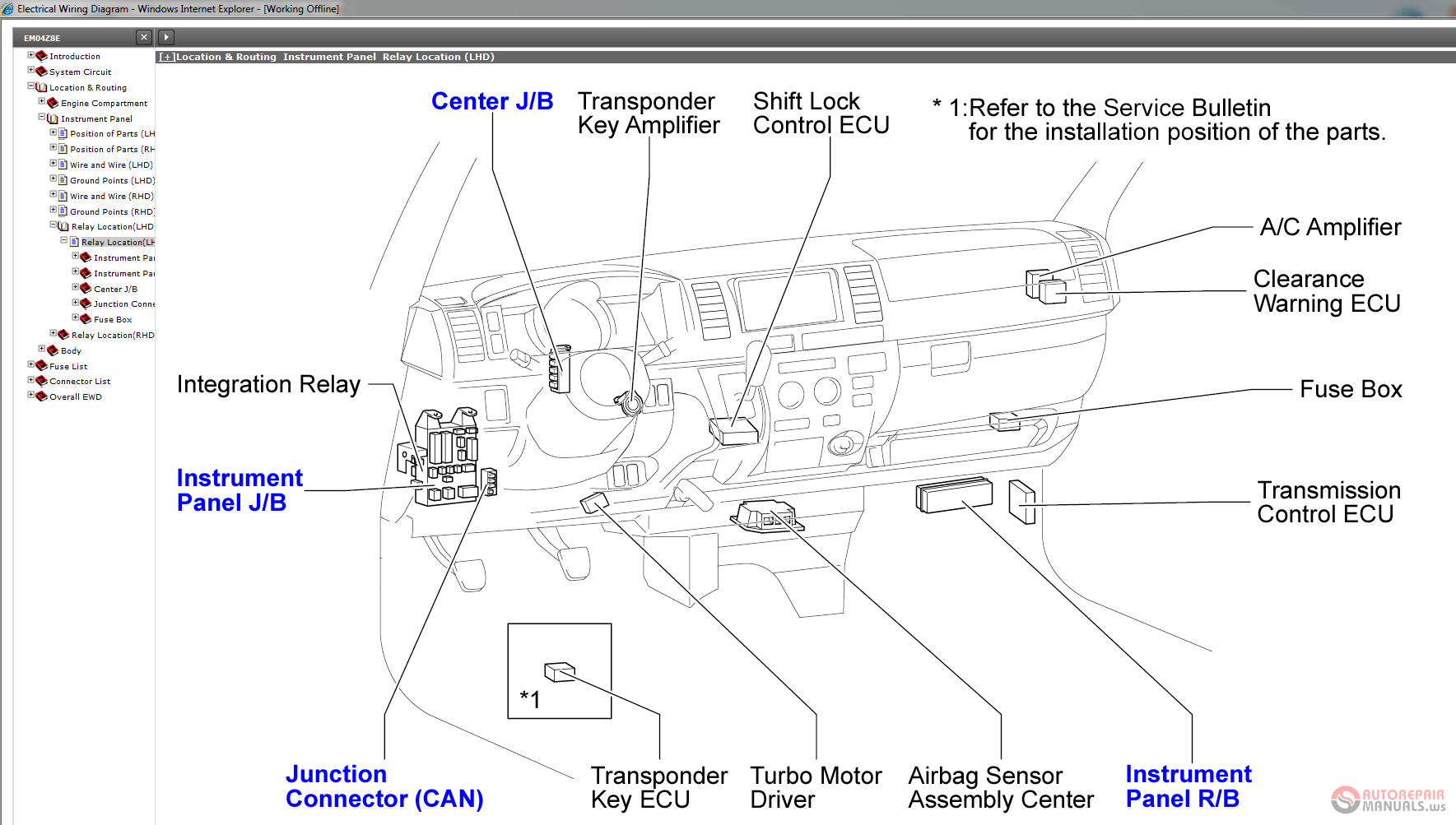 [DIAGRAM] Toyota Landcruiser 1kd Engine Diagrams FULL