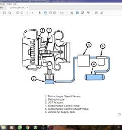 cummins isx cm870 engine flows and diagrams manual [ 1098 x 1023 Pixel ]