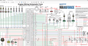 Navistar Maxxforce DT910 HDOBD 2013 Wiring Diagrams