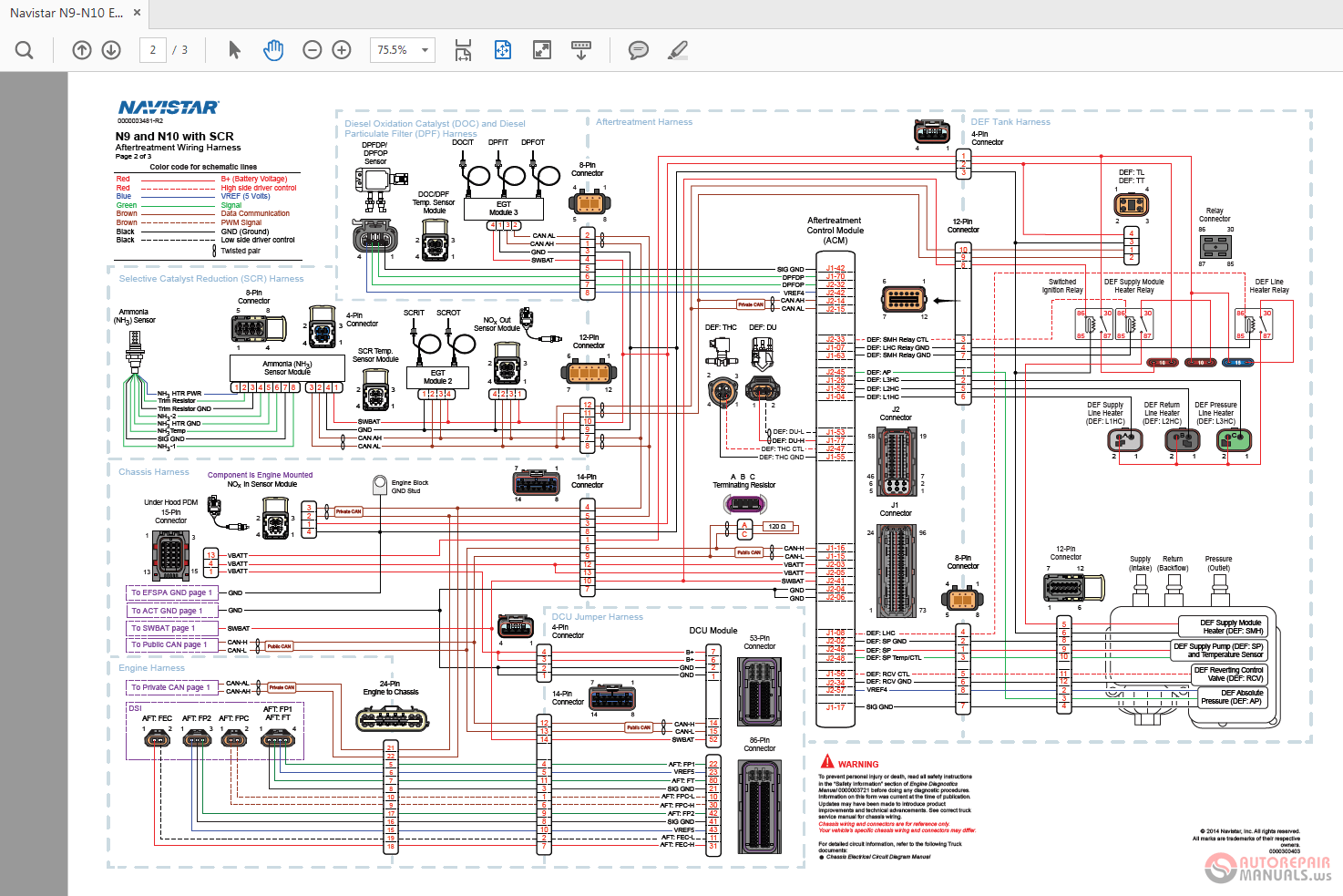 hight resolution of  navistar wiring diagrams on 1996 ezgo gas electrical diagrams international dt 466 engines diagrams