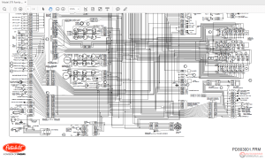 Peterbilt 379 SK19517 Family Wiring Diagrams | Auto Repair
