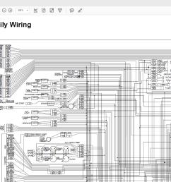 peterbilt 379 sk25762 family wiring diagrams [ 1878 x 964 Pixel ]