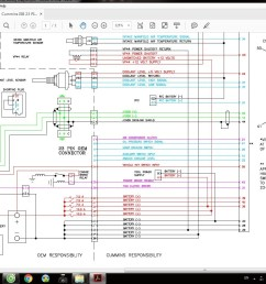 isb cm2150 wiring diagram explained wiring diagrams wiring color standards isb 23 pin wiring diagram trusted [ 1262 x 1013 Pixel ]
