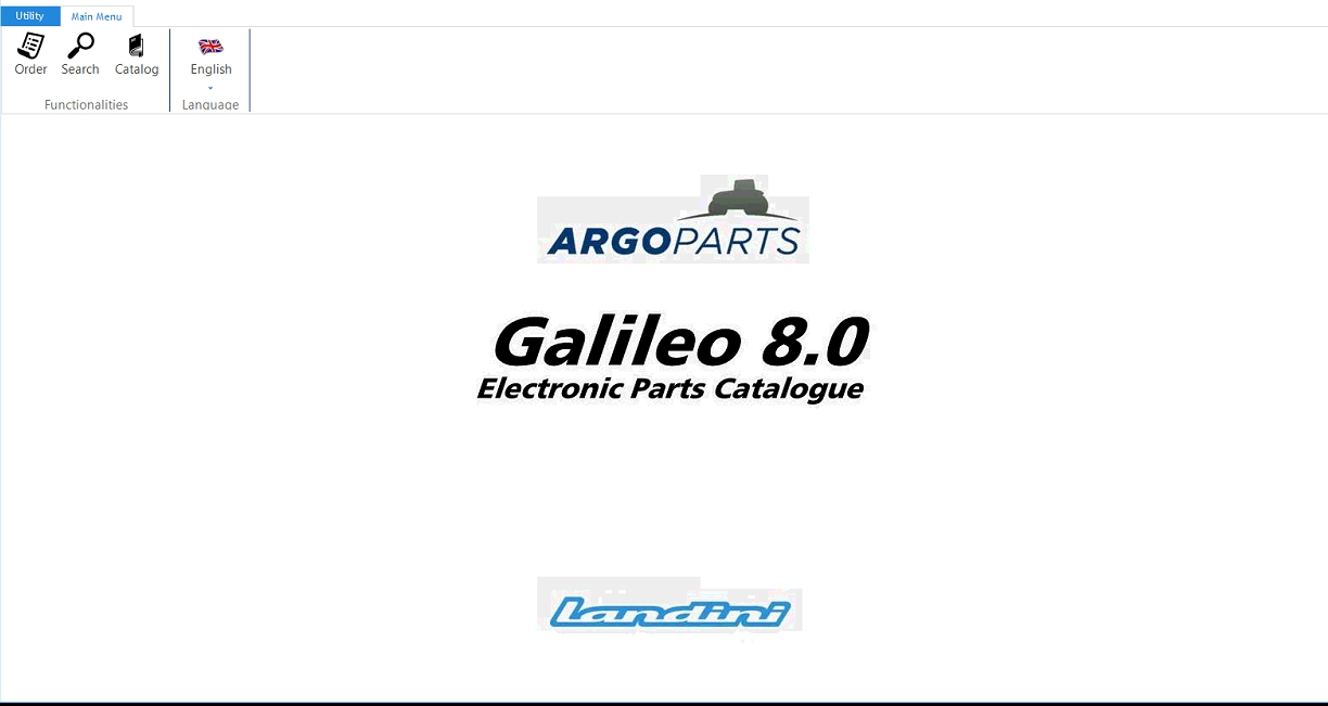 Landini EPC Galileo v8.0 [05.2015] Full + Instruction