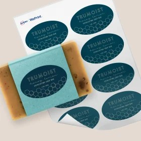 oval labels by avery