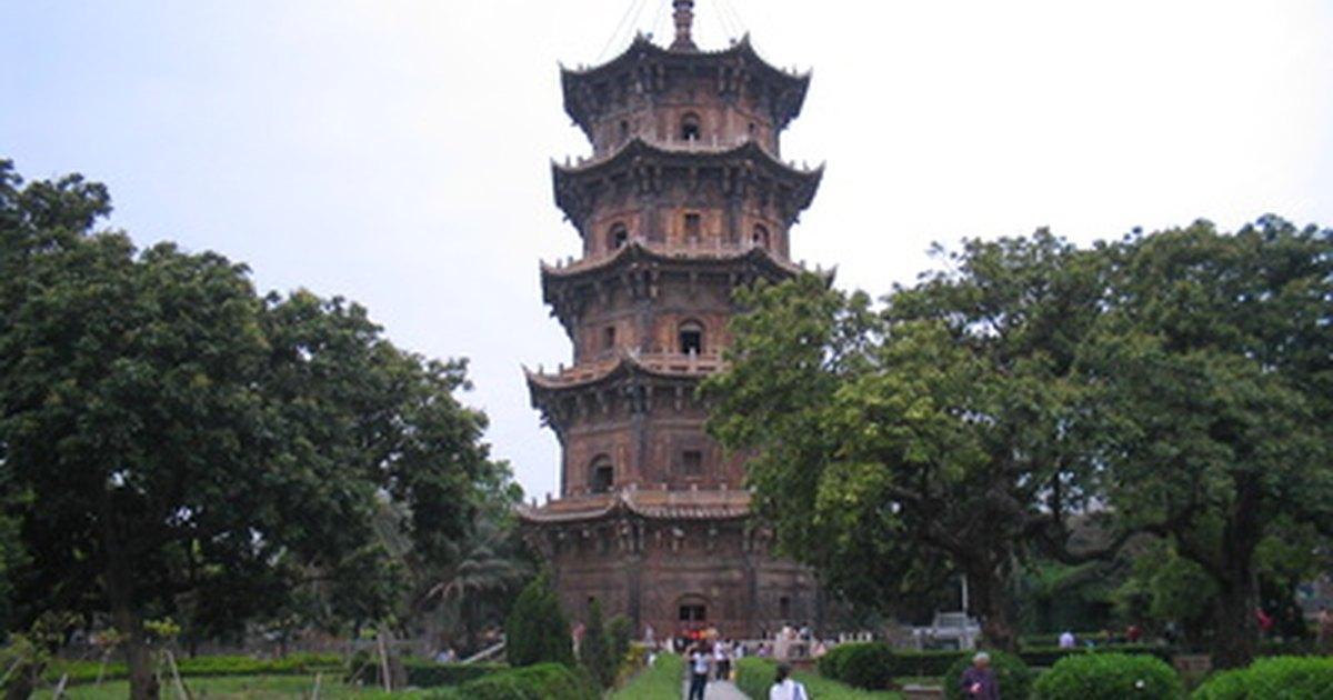 How to Make a Pagoda  eHow UK
