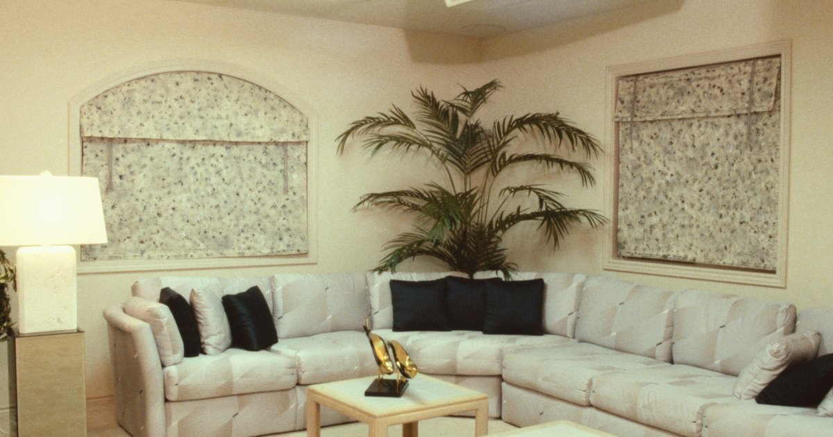 How To Decorate Behind A Corner Sectional Couch