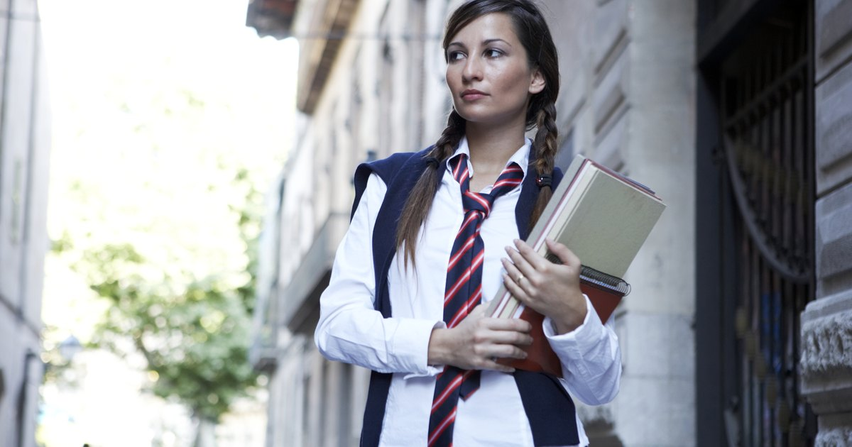 Wear Students School Should Why Uniforms