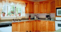 Colors to complement honey oak cabinets   eHow UK
