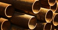 Differences between black pipe & cast iron pipe | eHow UK