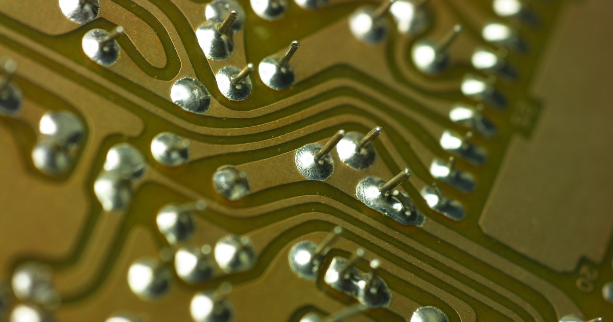 How To Extract The Gold From Computer Circuit Boards Ehow Uk