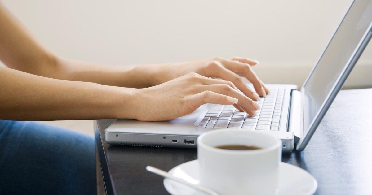 Cómo Escribir Texto En Cursiva Usando El Teclado EHow En