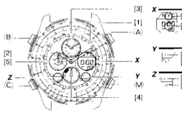 instrucciones reloj citizen promaster