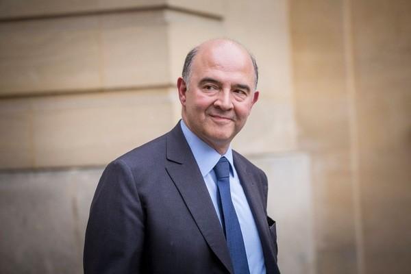 Pierre Moscovici, le 30 mars 2014.