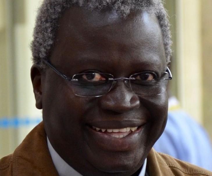 Le P.Moïse Ndione nouveau modérateur des Foyers de charité